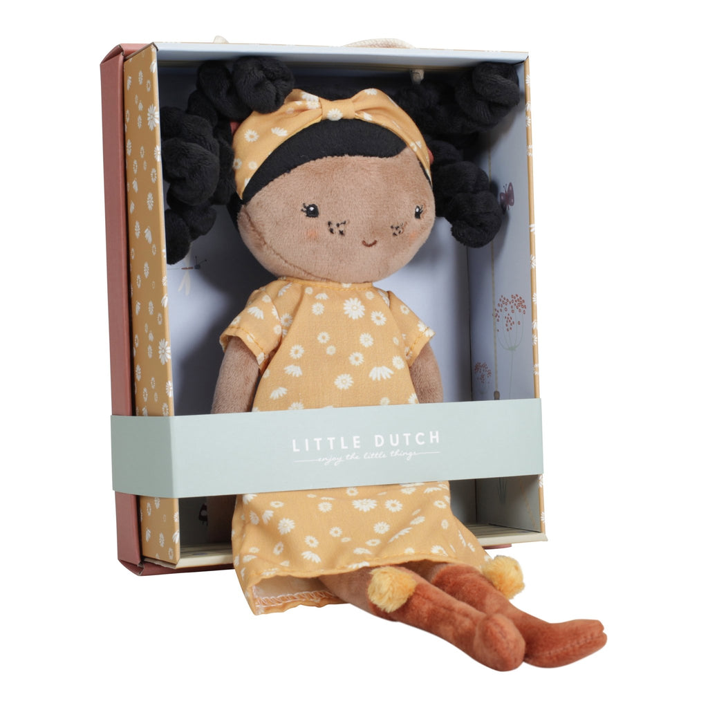 Little Dutch KUSCHELPUPPE EVI - Sausebrause Shop