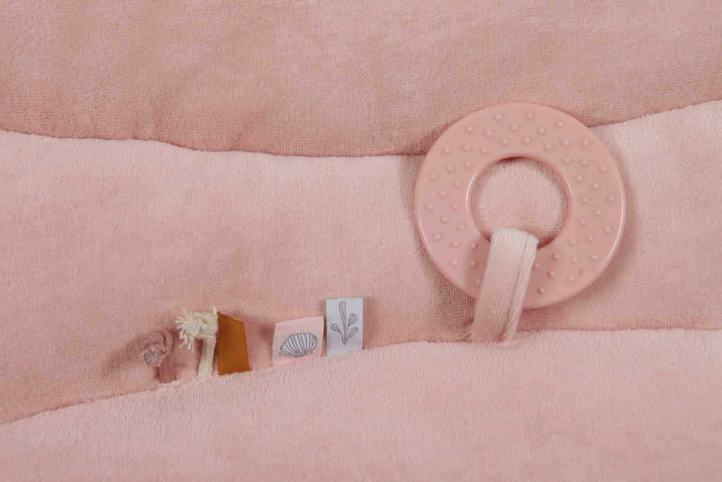 LITTLE DUTCH LAUFGITTEREINLAGE OCEAN PINK - Sausebrause Shop