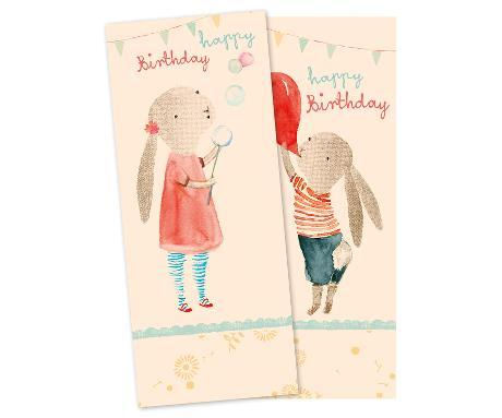 MAILEG SERVIETTEN BIRTHDAY - Sausebrause Shop