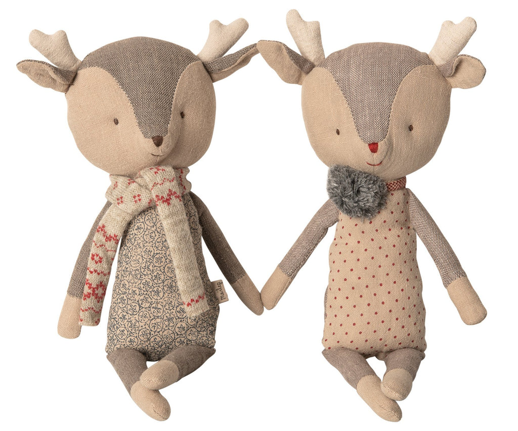 MAILEG WINTER FRIENDS RENTIER BOY - Sausebrause Shop