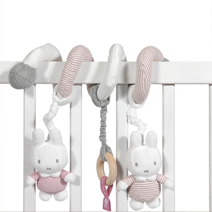 MIFFY HASE ACTIVITY SPIRALE - Sausebrause Shop