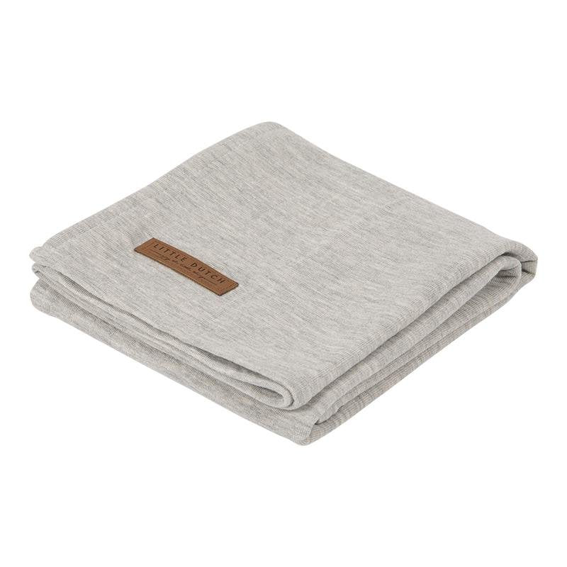 SWADDLE 120x120 PURE GREY - Sausebrause Shop