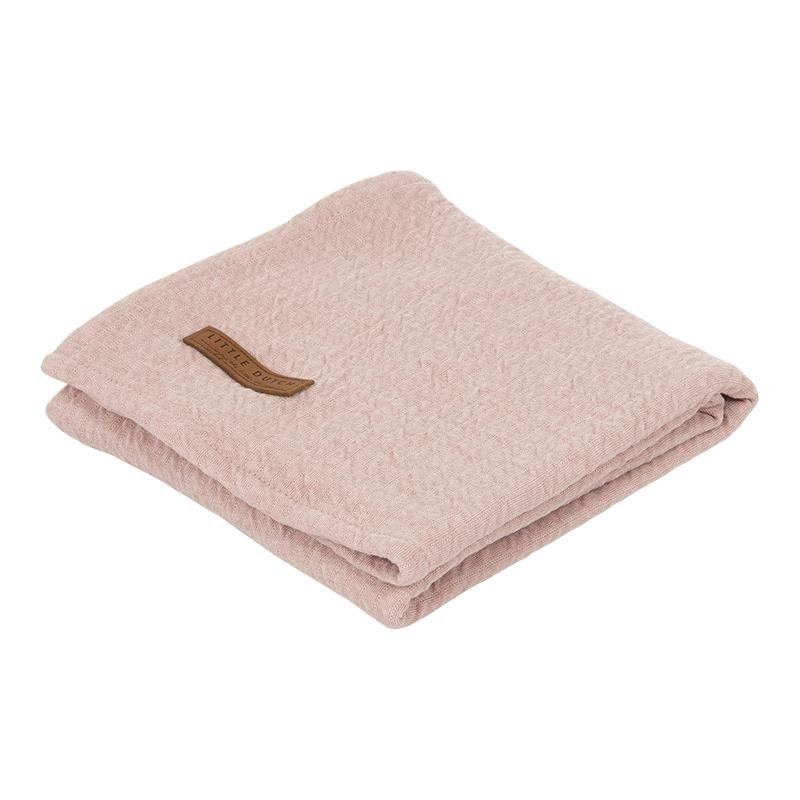 SWADDLE 120x120 PURE PINK - Sausebrause Shop