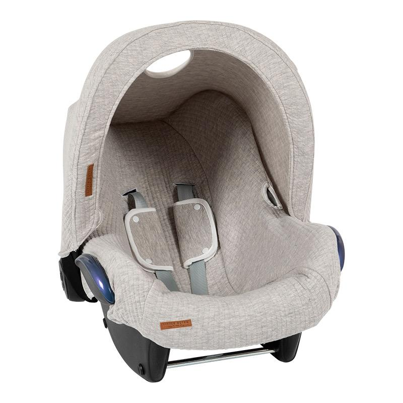 VERDECK BABYSCHAE PURE GREY - Sausebrause Shop