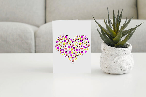 HEART - Greeting Card