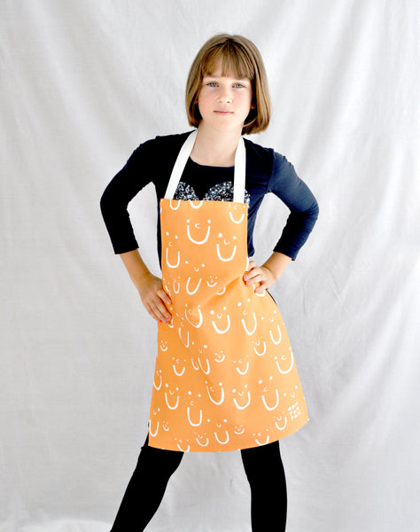Miles of Smiles Apron - Child Size