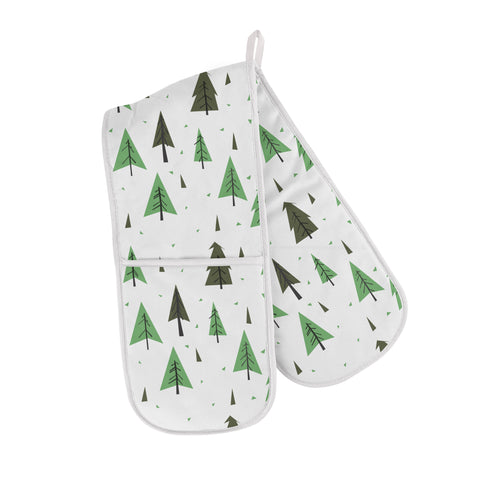 WOODLAND - Double Sided Oven Glove