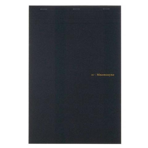 MNEMOSYNE DOUBLE PERFORATED MEMO PAD SQUARED N177A - Maruman Mnemosyne