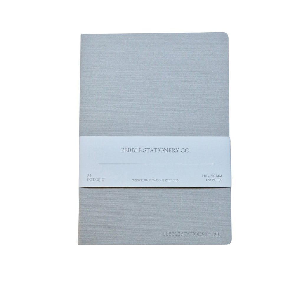 PEBBLE STATIONERY Co. A5 52gsm TOMOE RIVER NOTEBOOK