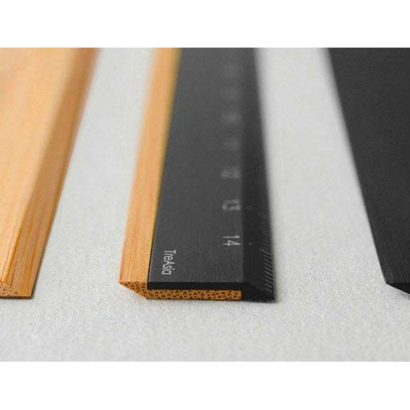 TREASIA ONE BAMBOO RULER 15CM