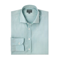 Merino Wool Dress Shirt – Hardvark Everyday Shirt in Aquamarine