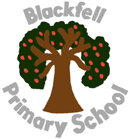 Blackfell Primary School Logo