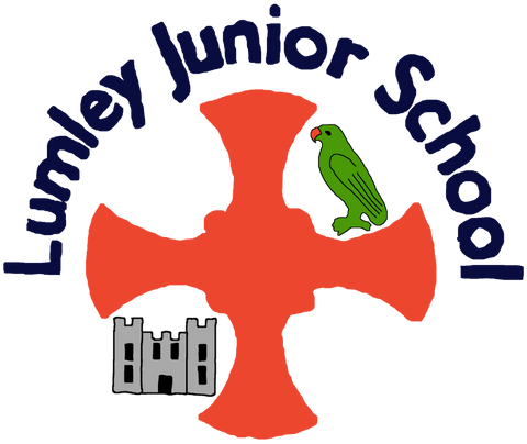 Lumley Junior School Logo