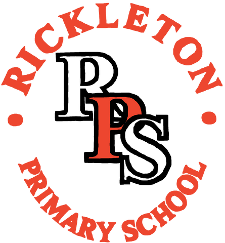 Rickleton Primary School Red Logo