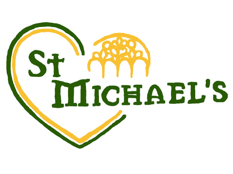 St Michael's R.C Primary School - Newcastle Logo