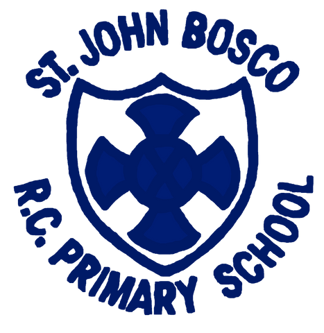 St John Bosco RC Primary School Logo