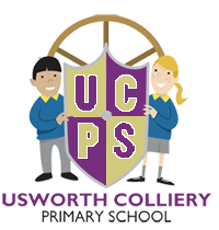 Usworth Colliery Primary School Logo