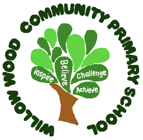Willow Wood Community Primary School Logo