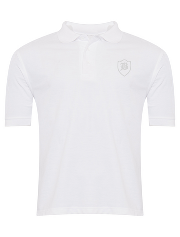 Barnes Infant Academy White Polo