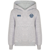 Bill Quay Primary School Grey Hoodie With Initials