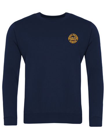Bill Quay Primary School Navy Sweatshirt