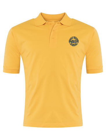 Bill Quay Primary School Yellow Polo