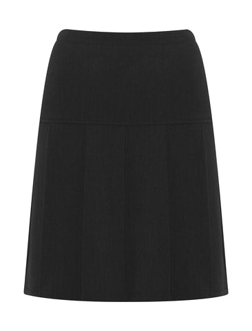 Wellfield School in Wingate, County Durham Black Charleston Skirt