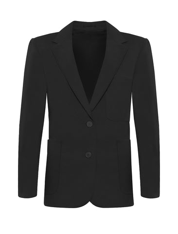 Plain Black Blazer