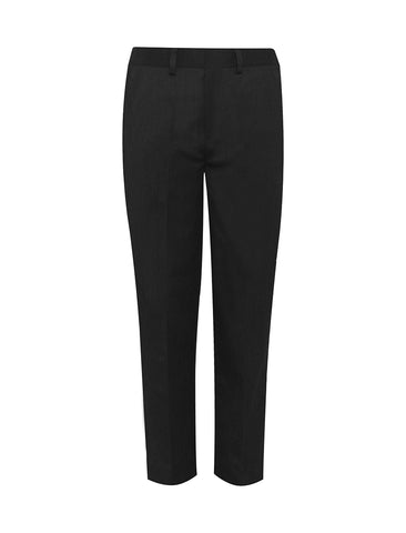 Black Boy's Pull Up Trousers