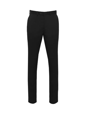 Men's Black Slim Fit Trouser's