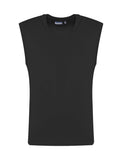 Black V-Neck CKL Tank Top