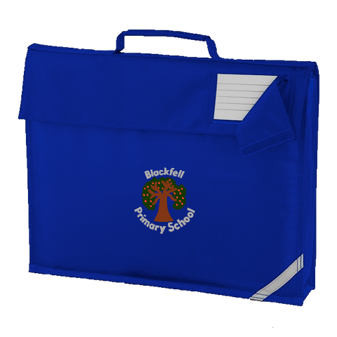 Blackfell Primary School Royal Blue Book Bag