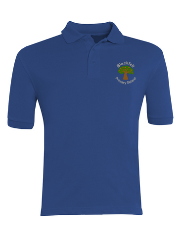 Blackfell Primary School Royal Blue Polo