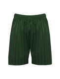 Bottle Green Zeco P.E. Shorts