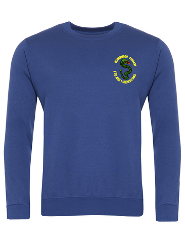 Bournmoor Primary School Royal Blue Sweatshirt