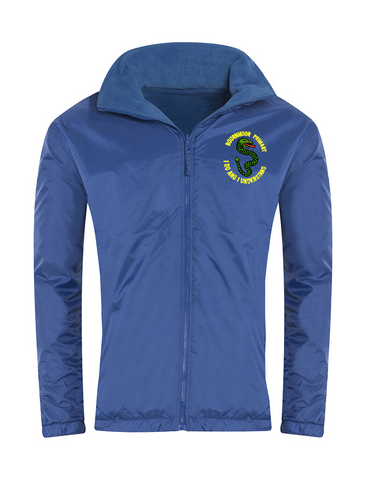 Bournmoor Primary School Royal Blue Showerproof Jacket