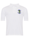 Bournmoor Primary School White Polo
