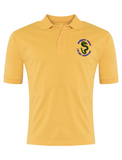 Bournmoor Primary School Yellow Polo