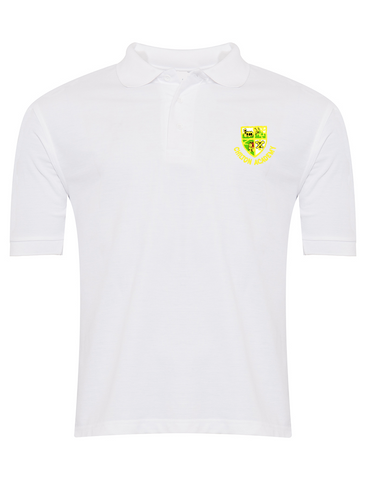 Chilton Academy Key Stage 1 White Polo