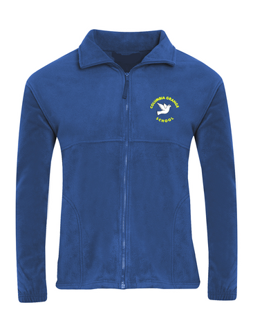Columbia Grange School Royal Blue Fleece Jacket