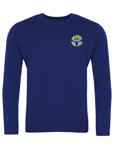Dame Dorothy Primary School Royal Blue Sweatshirt