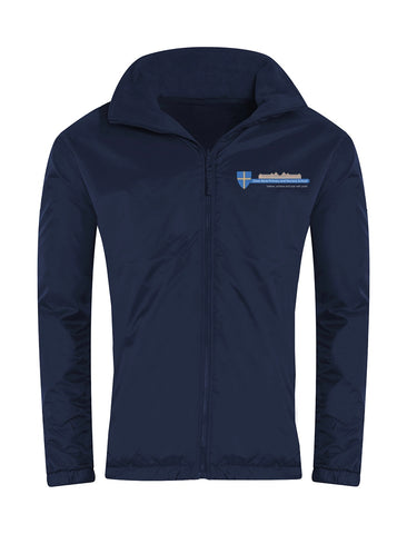 Dean Bank Primary and Nursery School Navy Showerproof Jacket