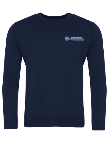 Dean Bank Primary and Nursery School Navy Sweatshirt