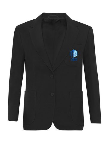 Dene Academy Girls Black Blazer