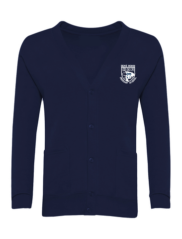 Dene House Primary School Navy Cardigan