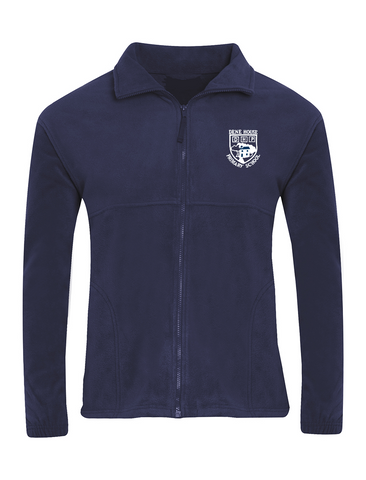 Dene House Primary School Navy Fleece Jacket
