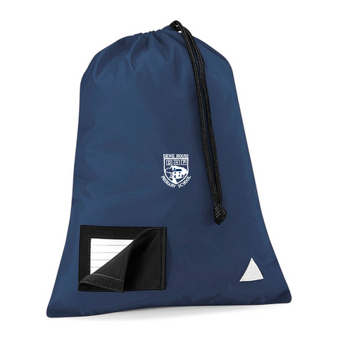 Dene House Primary School Navy Gym Bag