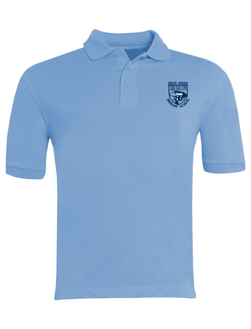 Dene House Primary School Sky Blue Polo