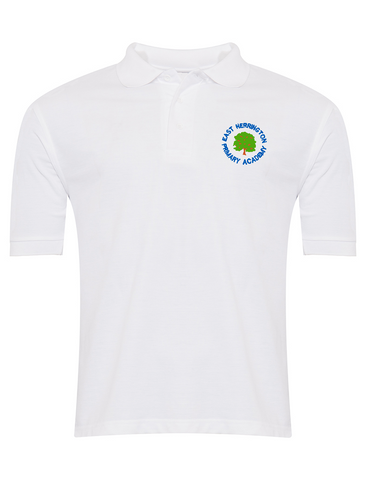 East Herrington Primary Academy White Polo