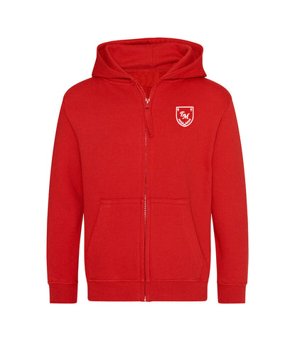 English Martyr's R.C. Primary School Red P.E. Hoodie